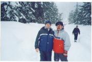 Чегет лыжи